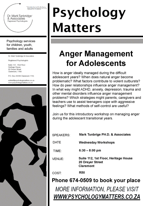 term paper on anger management Free anger management papers, essays, and research papers.